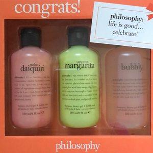 Philosophy Congrats body wash set